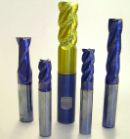 Image - New Line of High Performance, Versatile End Mills Capable of Roughing and Cutting Operations