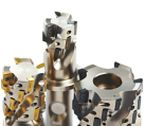 Image - Expanded Milling Line Offers More Flexibility With New Insert Geometries and Helical Cutters