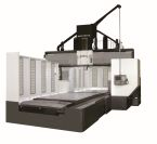 Image - New Double Column Machining Center Reduces Number of Set-Ups Required; Minimizes Errors, and Saves Time and Money