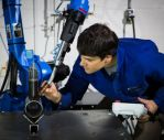 Image - New Technology Makes Robotic Welding Easy to Learn; Improves ROI for Small Shops