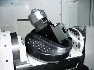 Image - 5-Axis Workholding Line Brings Maximum Flexibility to Machine Tables