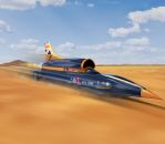 Image - Supersonic Car Relies On CNC Software to Help Its Bid to Travel 1,000 mph