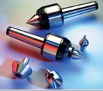 Image - Live Centers Designed for Maximum Tool Clearance With High Rigidity to Workpiece