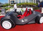 Image - World's First 3D-Printed Car Reduces Number of Parts From 25,000 to Less Than 50