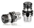 Image - Universal, High-Precision Collet Chuck Provides Flexibility and 0.003mm Runout Accuracy