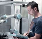 Image - Small Job Shop Installs Robotic Arms and Eliminates the Need for Constant Machine Tending