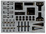 """Image - """"The Works"""" CMM Workholding Kit Features Over 120 Components"""