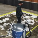 Image - CE Compliant Reversible Drum Vacs Fill a 55 Gallon Drum in 90 Seconds