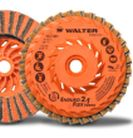 Image - 2-in-1 Turbo Finishing Disc Significantly Reduces Removal Rate Times