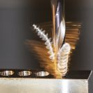 Image - New Solid Carbide Drills Offer Strong Web Design to Reduce Necessary Thrust and Extend Tool Life