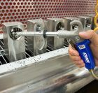Image - New Soft Grip Safety Air Gun Blows Debris from Pipe Diameters and Internal Part Features