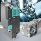 Image - Compact Servo Drive System Better Than Standard Induction Geared Motors