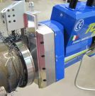 Image - Portable Orbital Lathe Perfect for Surface and Facing Operations on Non-Rotating Tubes Conventional Tools Can't Handle