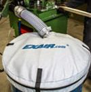 Image - Contain Your Scrap, Chips, or Parts with This New Drum Cover