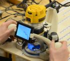 Image - MIT Researchers Develop Smart Hand Router to Rival Big CNC Machines