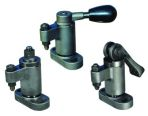 Image - One-Touch Swing Clamps Provide Clamping Forces Up to 800 lbs.