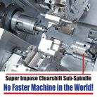 Image - Eurotech Rapido 10-Axis Turn/Mill Machining Center Runs Faster, Sleeps Less