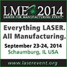 Image - Come and Showcase Your Company at the Lasers for Manufacturing Event (LME) 2014!
