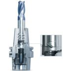 Image - Strategic Partnership Produces Round Endmill Cutting Tools with Pull Out Protection System