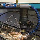 Image - Cold Gun Reduces Heat Build-Up During Grinding, Milling, Drilling, and Tool Sharpening