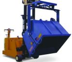 Image - Unique Cart System Perfect for Dumping Heavy Loads of Metal Chips