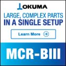 Image - Okuma's MCR-BIII for Large, Complex Parts