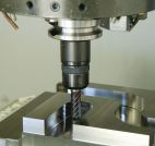 "Image - Slimmed-Down Milling Chuck Offers Precise, Powerful Cutting with Ø1/2"" End Mills"