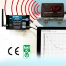 Image - Wireless Digital Flowmeter Provides Easy Way to Monitor Compressed Air Consumption and Waste