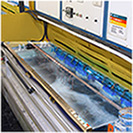 Image - Quiet, Hard-Hitting Curtain of Air for Blowoff, Cleaning, Drying, Cooling!