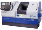 Image - Advanced Swiss-Type Sliding Head Lathes Feature 3 Turret Design for Faster Production