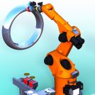 Image - Robot Sander Ideal Surface Treatment Solution for Aircraft Parts