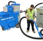 Image - Industrial Vacuum Cleaner Doubles the Suction Power -- Vacuums 10,000 lbs/hr