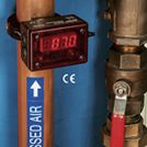 Image - Digital Flowmeter Warns of Leaks in Air System
