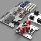Image - 52-Piece Modular Fixturing Bundle Moves Easily Between Machines -- No Downtime